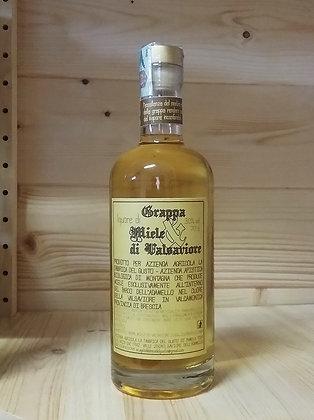 Liquore di Grappa&Miele di Valsaviore-bottiglia da 70cl (La Fabbrica del Gusto)