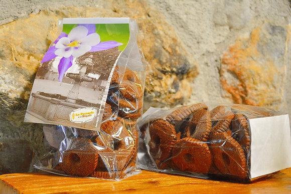 Biscotti al cacao (Forneria F.lli Rigali)
