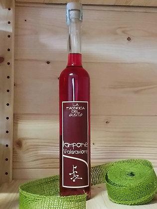 Liquore Lampone Valsaviore - bottiglia da 50 cl (La Fabbrica del Gusto)