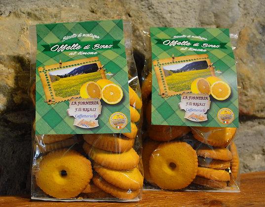Offelle di Borno al limone (Forneria F.lli Rigali)