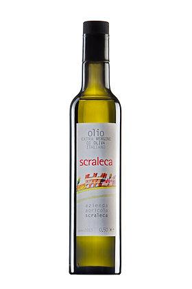 Olio Extravergine d'Oliva Scraleca - 0.50 l (Azienda Agricola Scraleca)