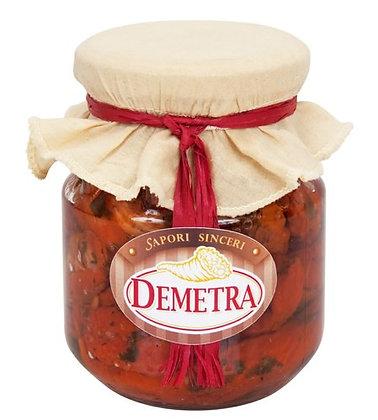 Pomodori Essicati sott'olio (Demetra)
