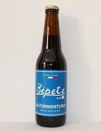 Birra Artigianale Bèpete - La formentuna (Bèpete BAM)