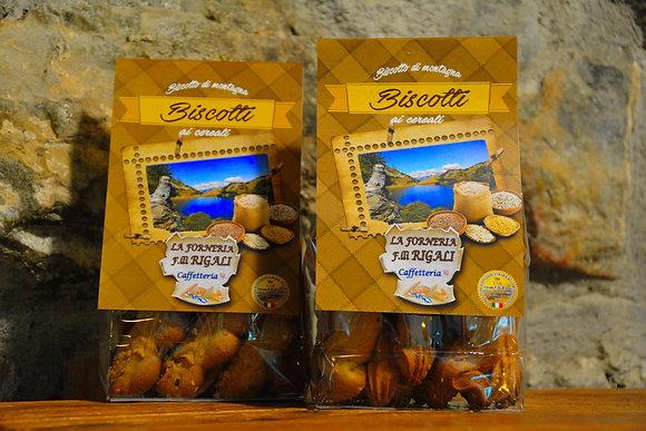 Biscotti ai Cereali (Forneria F.lli Rigali)