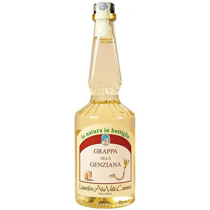 Grappa alla Genziana (Liquorificio Alta Valle Camonica)