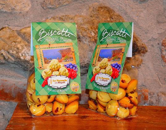 Biscotti ai Frutti di bosco (Forneria F.lli Rigali)