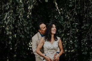 The Rose Gardens // Intimate Wedding