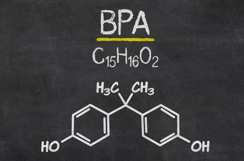 Bisphenol A Atomic Symbol