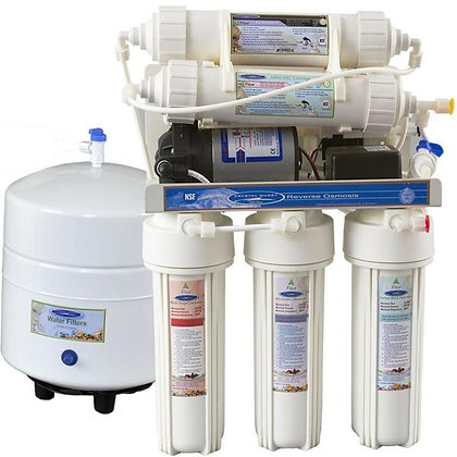 Thunder Reverse Osmosis®/Ultrafiltration System 1000CP