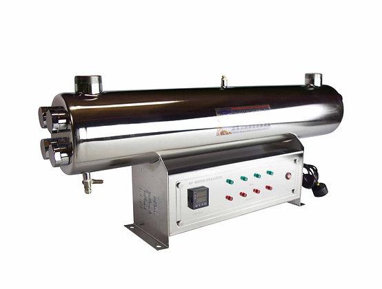 60 GPM Ultraviolet Water Sterilizer System