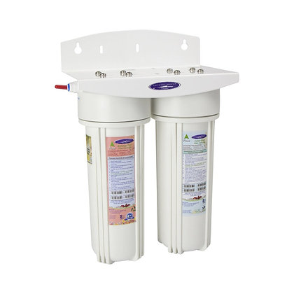 SMART Voyager Double In-Line Water Filter System