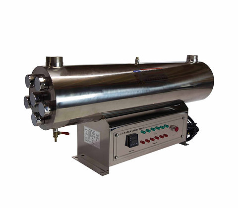 72 GPM Ultraviolet Water Sterilizer System