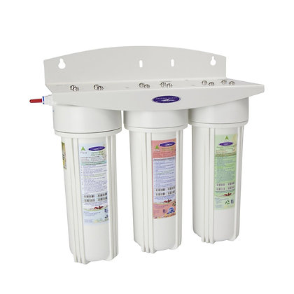 SMART Voyager Triple In-Line Water Filter System