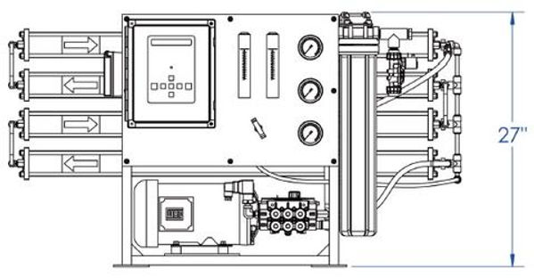 Desalination System Residential Specs