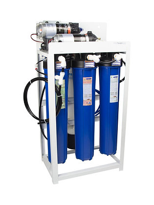 Reverse Osmosis Whole House Water Filter System - 300 Gallons Per Day
