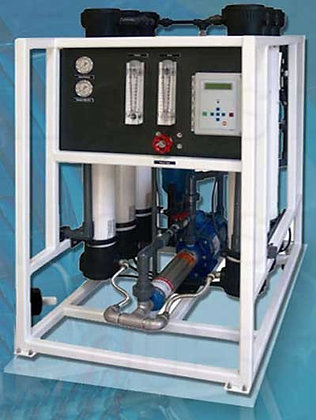 Reverse Osmosis Whole House Water Filter System - 10,000 Gallons Per Day