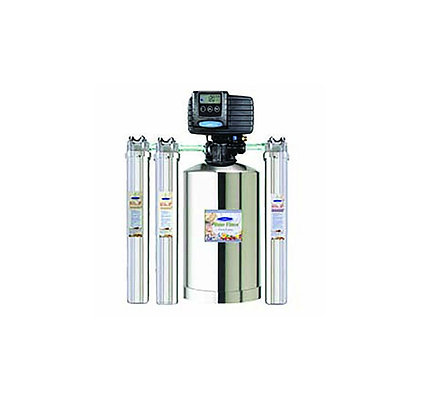 EAGLE® 1,000 Mid-Size Whole House Water Filter + Alkalizer (11 Stages)