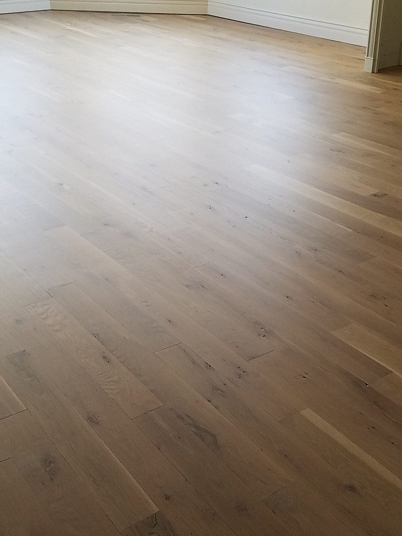 Glazed Flooring Wood