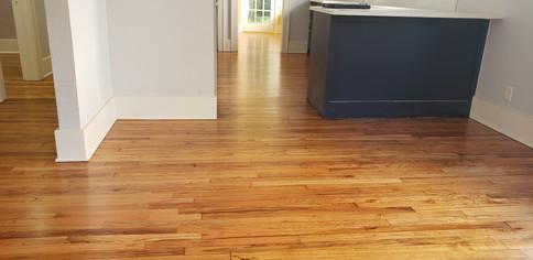 Hardwood Kitchen Floors