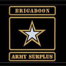 Brigandoon Army Surplus