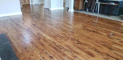 Yukon Oklahoma 3inch Hickory Floors