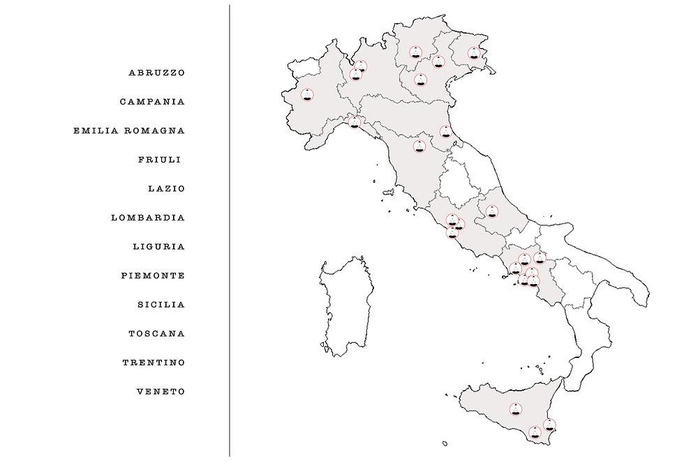 mappa punt vendita