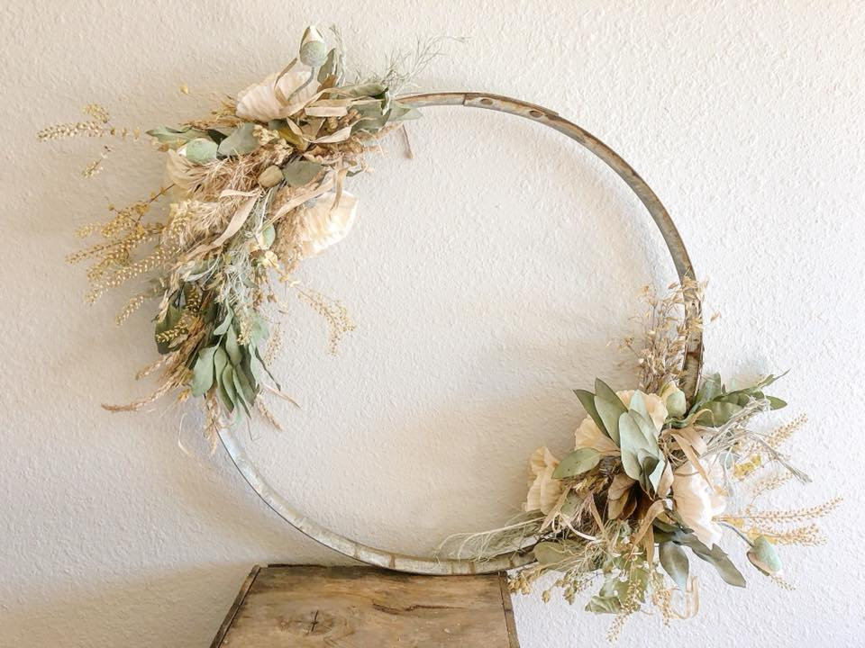 Decorative Forever Wreaths