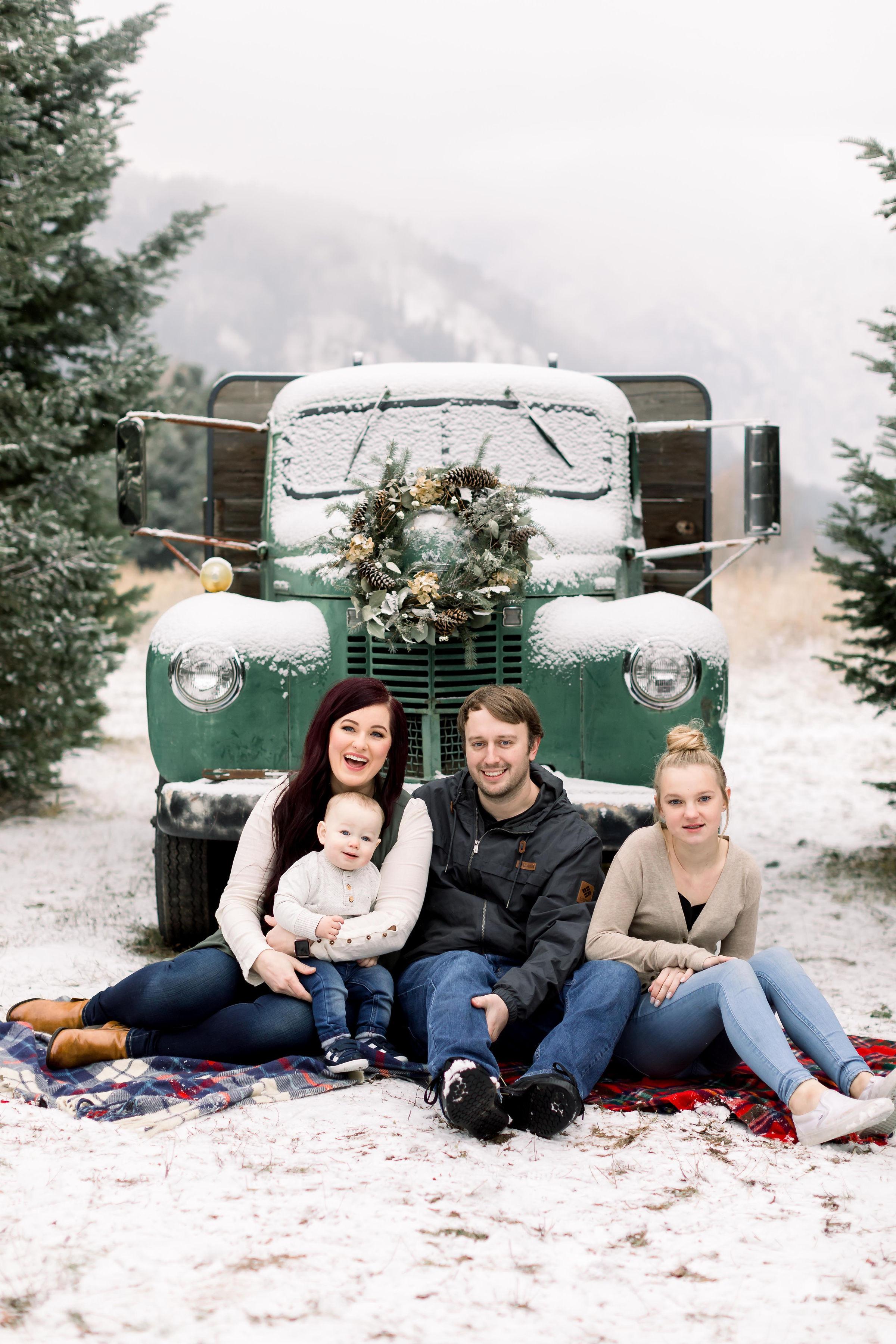 Vintage Christmas Minis