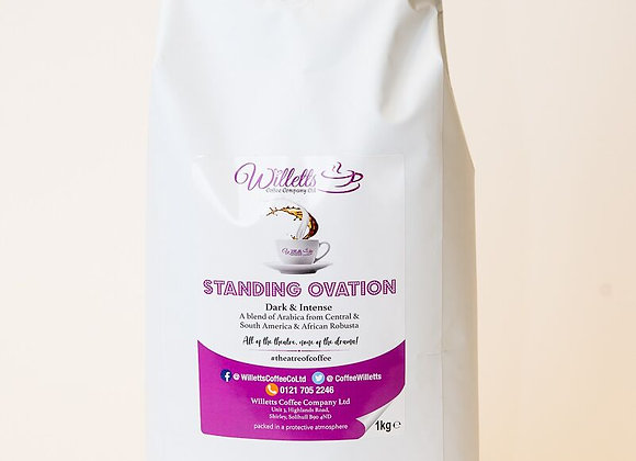 Standing Ovation Coffee Beans 1kg