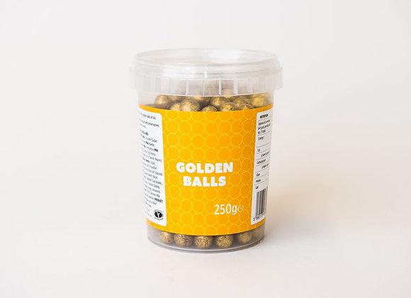 Golden Chocolate Balls Topping (1 x 250g)