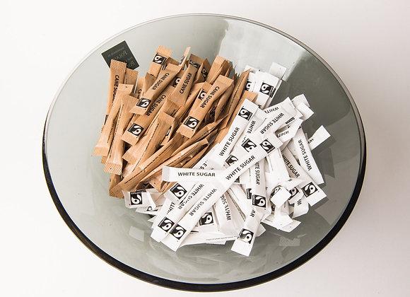Fairtrade Sugar Sticks (1 x 1000)