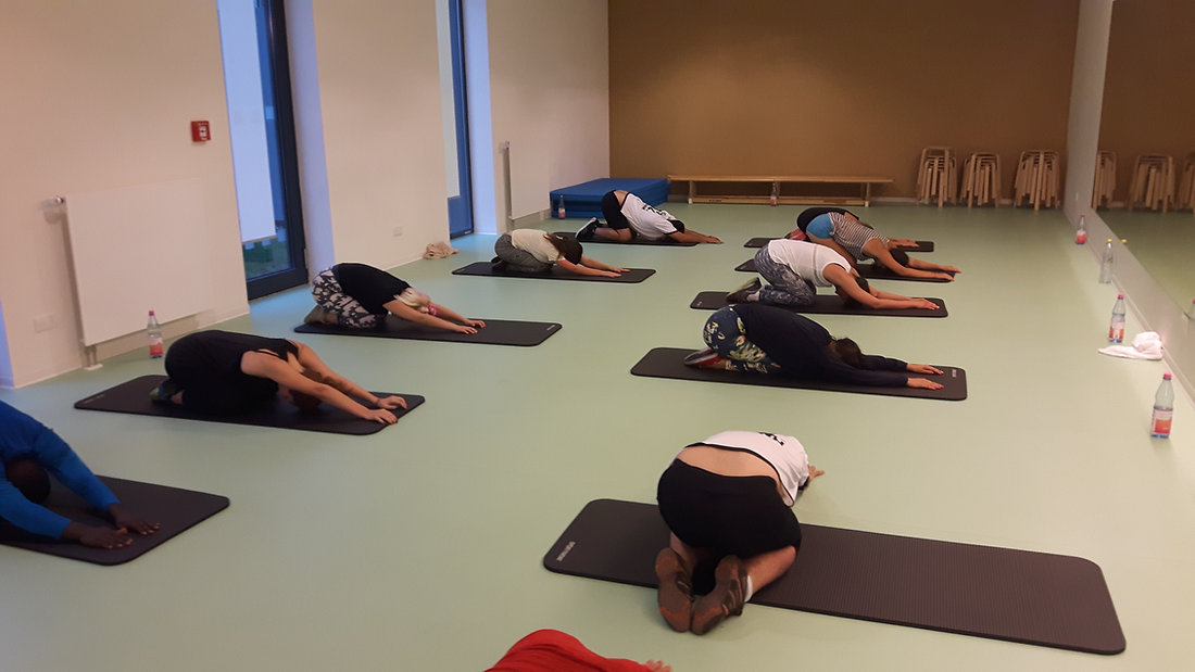 Mobility/Back training class
