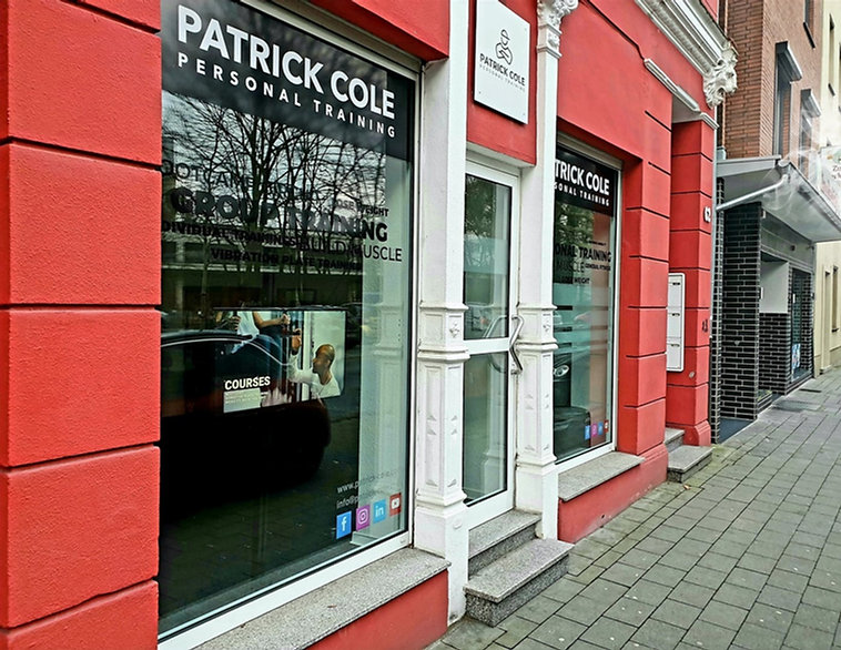 Patrick Cole Personal Training Studio