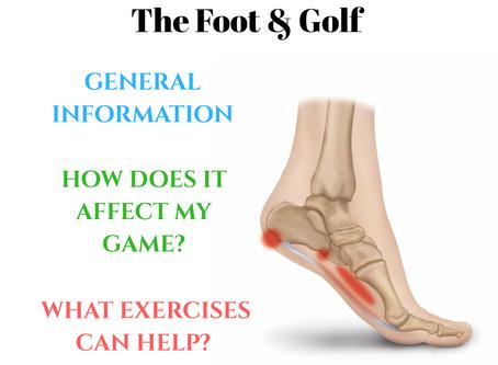 TPI Niagara: The Foot & Golf