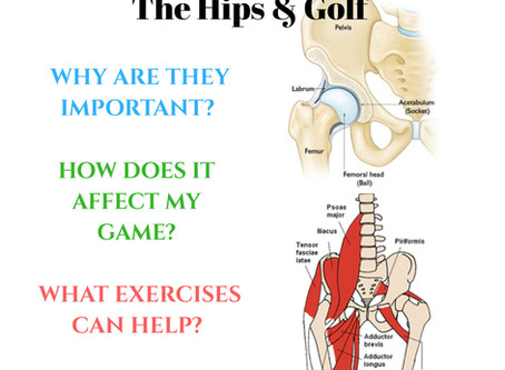 TPI Niagara: The Hips & Golf
