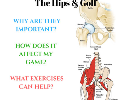 TPI Niagara: The Hips & Golf