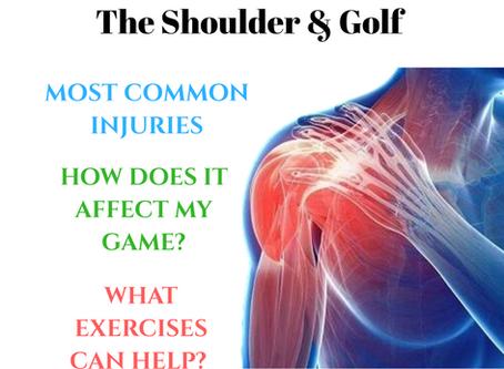 TPI Niagara: The Shoulder & Golf