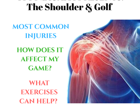 TPI Niagara: The Shoulder & Golf