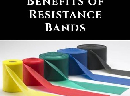 The Benefits of Resistance Bands