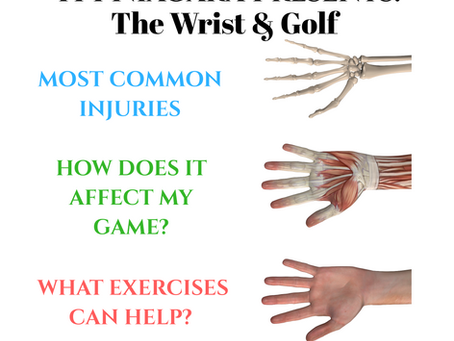 TPI Niagara: The Wrist & Golf