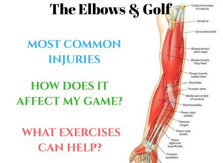 TPI Niagara: The Elbows & Golf