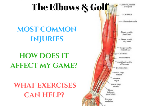 TPI Niagara: The Elbows & Golf