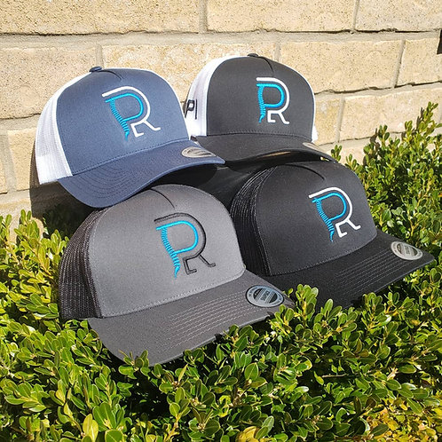 PR Retro Trucker Hat
