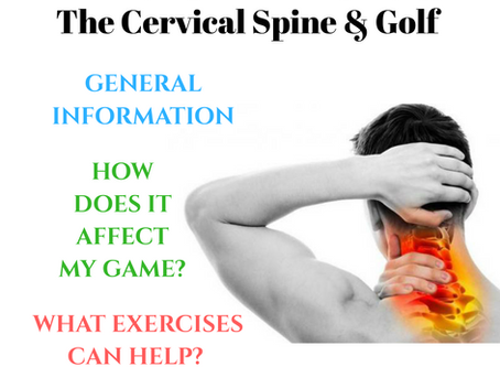 TPI Niagara: Cervical Spine & Golf