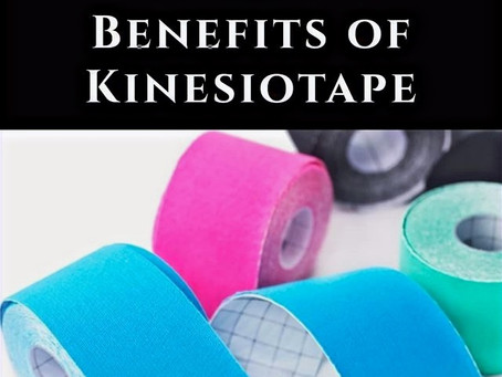 The Benefits Of Kinesiotape