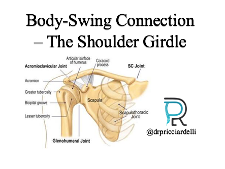 Golf Body-Swing Connection 6/8 - The Shoulder Girdle