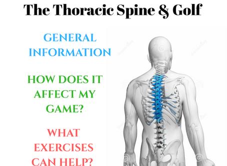 TPI Niagara: The Thoracic Spine & Golf