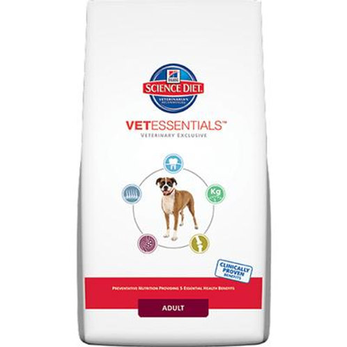 Hill's Vet Essentials Canine Adult food 12.7kg