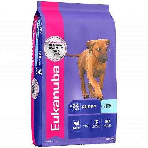 Eukanuba Large Breed Puppy Food 15kg