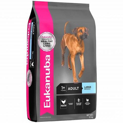 Eukanuba Large Breed Adult Dog Food 15kg